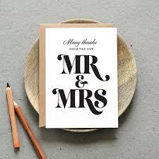 custom thank you cards creative wedding thank you cards brides