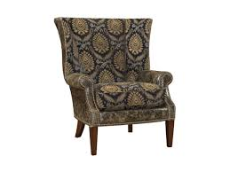 Antique Queen Anne Wing Back Chairs Lexington Leather Marissa Leather Wing Chair Lexington Home Brands