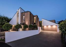 Urban Home Design by Cymon Allfrey Architects Design Two Family Homes That Make The