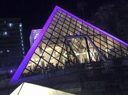 the pyramid resto bar new attraction with an exceptional