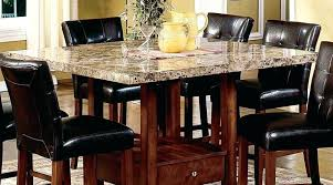 counter height dining table los angeles dining table set high