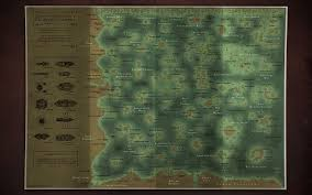 sea of map map official sunless sea wiki