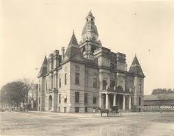 Counties In Alabama By Size Dallas County Courthouse Alabama In 1907 Architecture