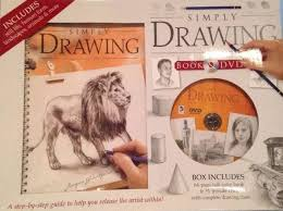 step class dvd simply drawing learn to draw book dvd jacqui grantford ebay