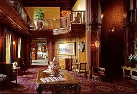 ashford castle hotel interior lobby ireland pinterest