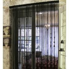 Black Sheer Curtains Black Curtains Black Blackout Curtains Black Sheer Curtains