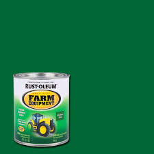 rust oleum specialty 1 qt john deere green gloss farm equipment
