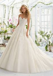 classic wedding dresses embroidery on classic tulle wedding dress style 2808