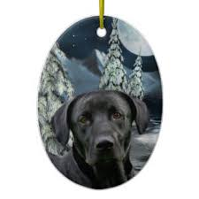 black lab ornaments keepsake ornaments zazzle
