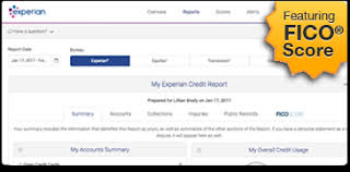 three bureau credit report who are the major credit reporting agencies credit com