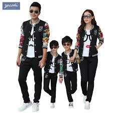 aliexpress buy 2017 autumn family matching clothes