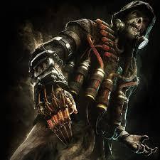 Scarecrow Mask Scarecrow Arkhamverse Batman Wiki Fandom Powered By Wikia