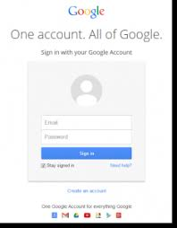 Gmail Sign In Gmail Login Page