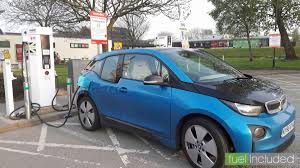 nissan leaf charging points rapid charging with an ecotricity charge point fuel included