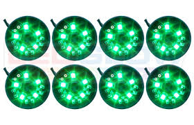 ledglow green pod smd led lights
