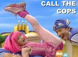 Lazy Town Memes - image 162830 lazytown know your meme