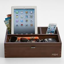 charging box redenvelope men s wood charging station and valet 8234140 hsn