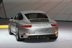 porsche carrera back 5 things to know about the 2017 porsche 911