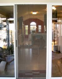 Sliding Patio Door Screens Screen Solutions Inc Plissé Screens Retractable Screens