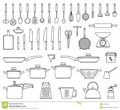 outil cuisine beau outil de cuisine avec outils et ustensile de cuisine 2017 photo