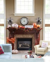 perspective by ccmcafee u2014 fall decor tour family room and