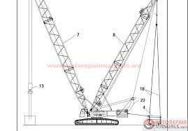 terex crane shop manual parts manual operation and maintenance
