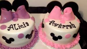 Minnie Mouse Theme Baby Shower Cake Please Go Check Out