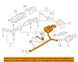 2003 hyundai sonata exhaust diagram 2003 hyundai sonata exhaust