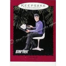 1999 uss trek enterprise hallmark ornaments