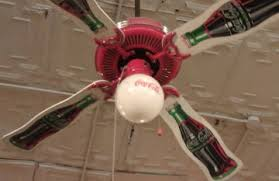1997 coca cola ceiling fan vintage coca cola ceiling fan we love cmcs modern ceiling lights