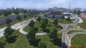 Spain France Map by France And Spain Map V1 2 Download Ets 2 Mods
