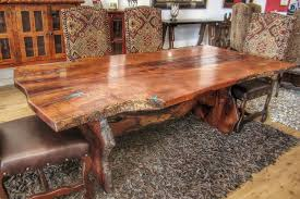 live edge table with turquoise inlay freeform mesquite dining table with turquoise inlay projects
