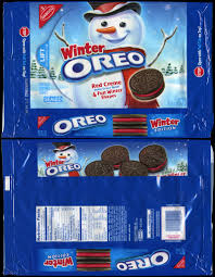 nabisco oreo winter edition red creme cookie package 2 u2026 flickr