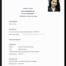 high school student resume high school student resume best template gallery fearsome year