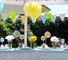 sweet and simple spring baby shower menu baby shower menu