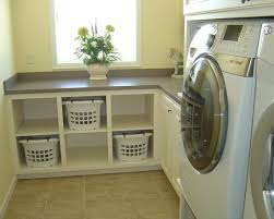 Laundry Room Table For Folding Clothes Best 25 Folding Laundry Basket Ideas On Pinterest Laundry Room