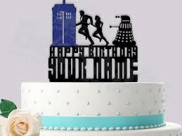 tardis cake topper doctor who cake topper bubonic info bubonic info