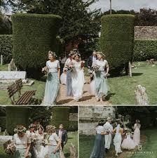 festival themed homespun dorset wedding fleur james paul