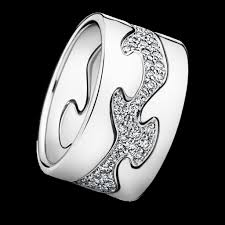fusion wedding band wedding bands for brides georg fushion ring customize