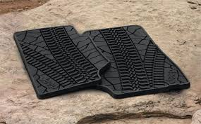 jeep wrangler mats amazon com 2007 2013 jeep wrangler 2 door slush mats mopar oem
