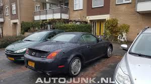 lexus sc430 2016 lexus sc430 foto u0027s autojunk nl 183781