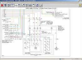 2004 cts wiring schematic wiring all about wiring diagram