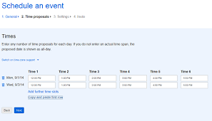 doodle poll uk easy appointment scheduling with doodle s appointment