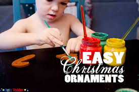easy christmas ornaments busy toddler