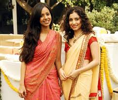 hair thermalizer store ace designers gauri and nainika inaugurate their first home store