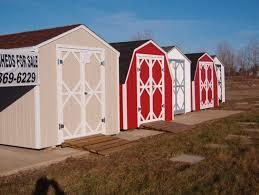 Small Barns Shed Construction