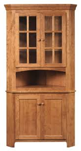 28 corner kitchen hutch furniture amish furniture shaker