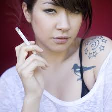 feeling light headed after smoking cigarette causes and effects of smoking