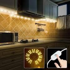 kitchen cabinet led lighting details about 60leds warm white cabinet lights closet kitchen counter led light dimmer