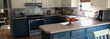 Painting My Kitchen Cabinets With Chalk Paint  Knot Too Shabby - Painting my kitchen cabinets